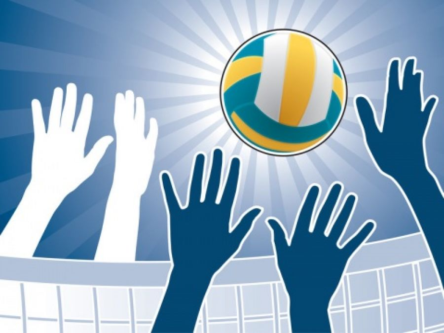 Спортивные соревнования по волейболу среди учащихся 5-8 классов, в рамках проведения месячника «Пусть память говорит»