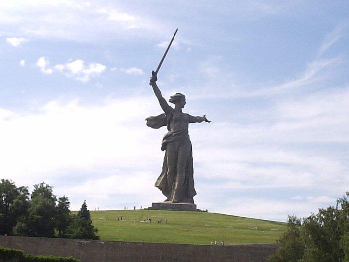 Экскурсия на осенних каникулах в город –герой Волгоград.