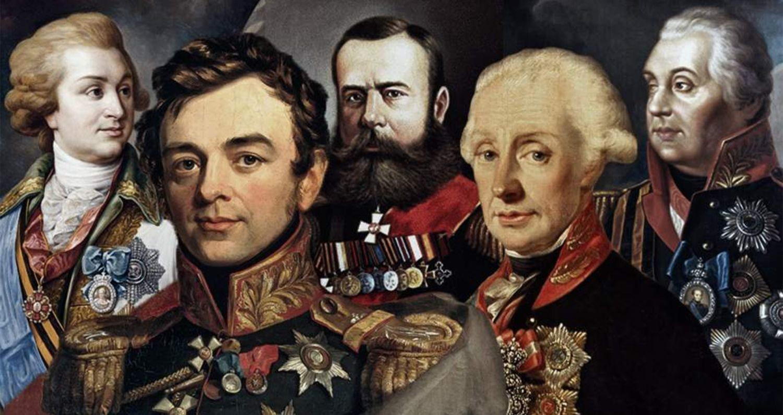 Открытый классный час  «Великие полководцы Руси»