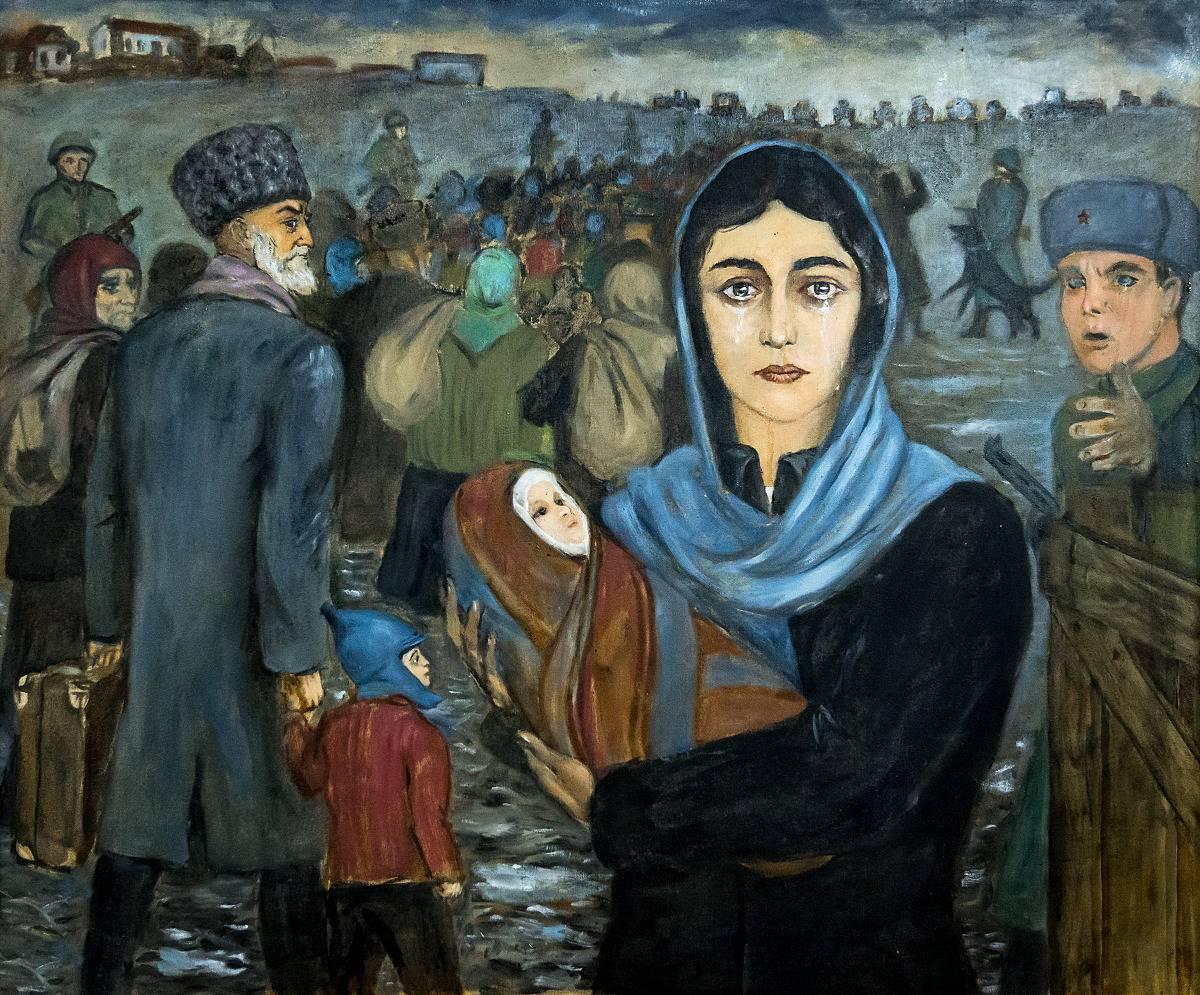 Мероприятия, приуроченные депортации карачаевского народа.