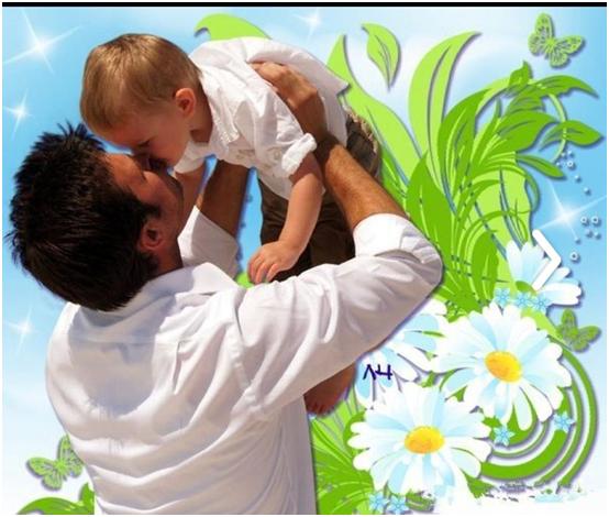Внеклассное мероприятие на тему «Папы и дети»